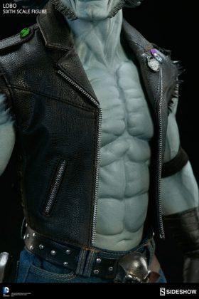 Sideshow presenta una nueva figura de Lobo (12)