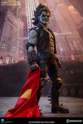 Sideshow presenta una nueva figura de Lobo (17)