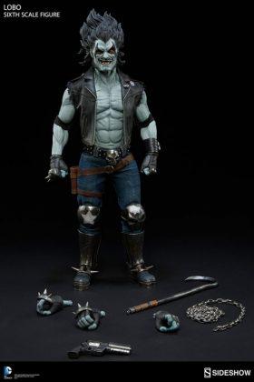 Sideshow presenta una nueva figura de Lobo (19)