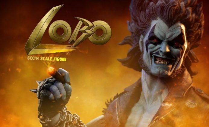 Sideshow presenta una nueva figura de Lobo (2)