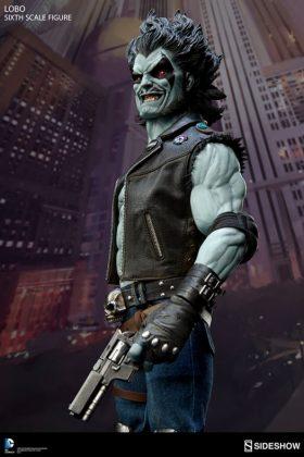 Sideshow presenta una nueva figura de Lobo (4)