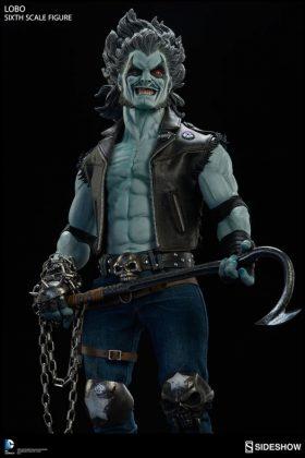 Sideshow presenta una nueva figura de Lobo (6)