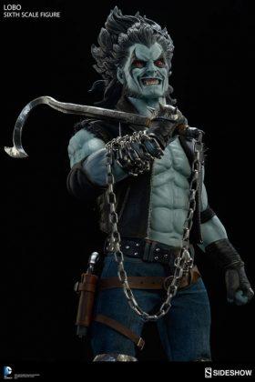 Sideshow presenta una nueva figura de Lobo (8)