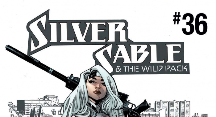 Silver Sable & the Wild Pack 1