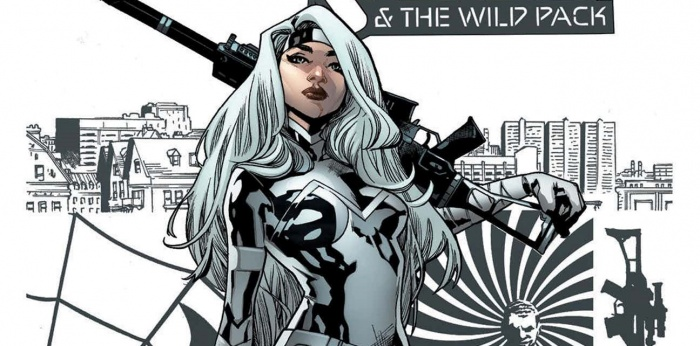 Silver Sable the Wild Pack 2