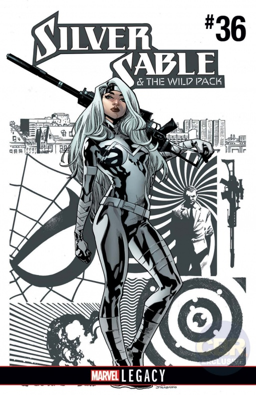 Silver Sable & the Wild Pack