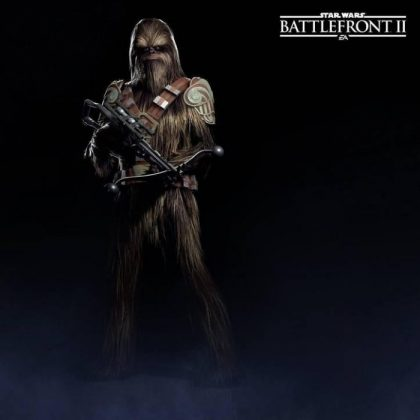 Star Wars Battlefront II presenta a los personajes especiales 1