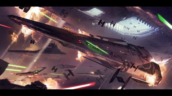 'Star Wars Battlefront II' presenta a los personajes especiales (2)