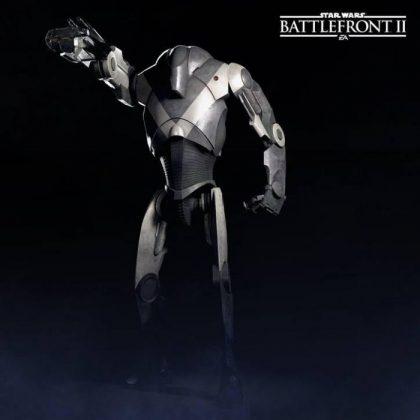 Star Wars Battlefront II presenta a los personajes especiales 4