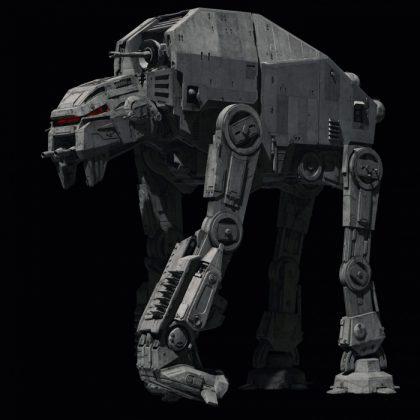 Star Wars Desveladas nuevas unidades de combate de la Primera Orden 3