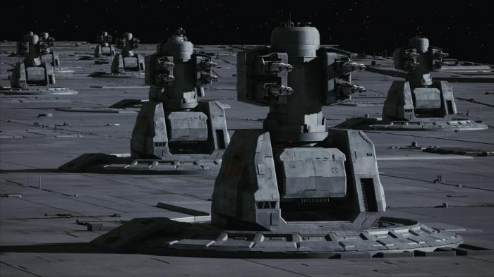 Star Wars Desveladas nuevas unidades de combate de la Primera Orden 6