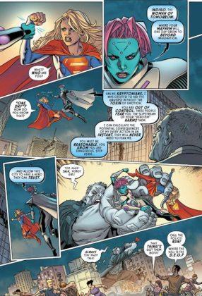 Supergirl Annual 10