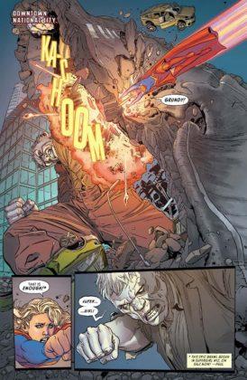 Supergirl Annual 6