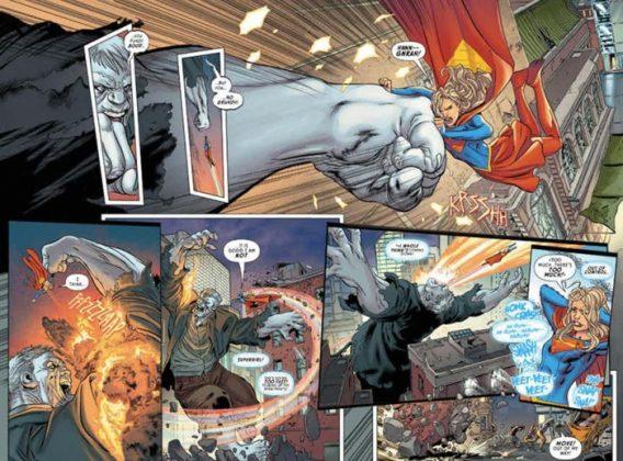 Supergirl Annual 7