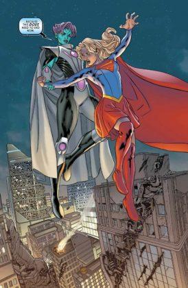 Supergirl Annual 9