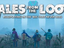 Tales From The Loop Header