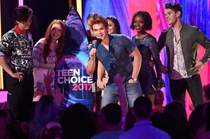 Teen Choice 2017 - Riverdale