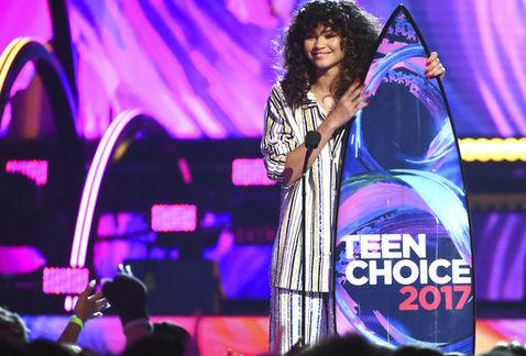 Teen Choice 2017 - Zendaya
