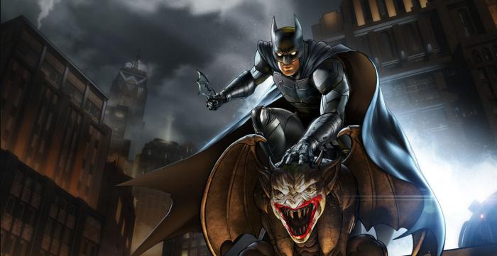 Tráiler de lanzamiento de 'Batman The Enemy Within – The Telltale Series' (1)