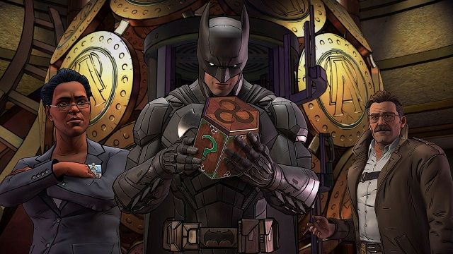 Tráiler de lanzamiento de 'Batman The Enemy Within – The Telltale Series' (2)