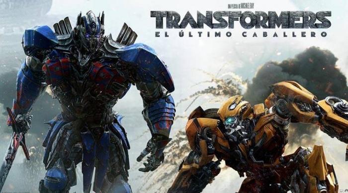 TransformersElUltimoCaballero