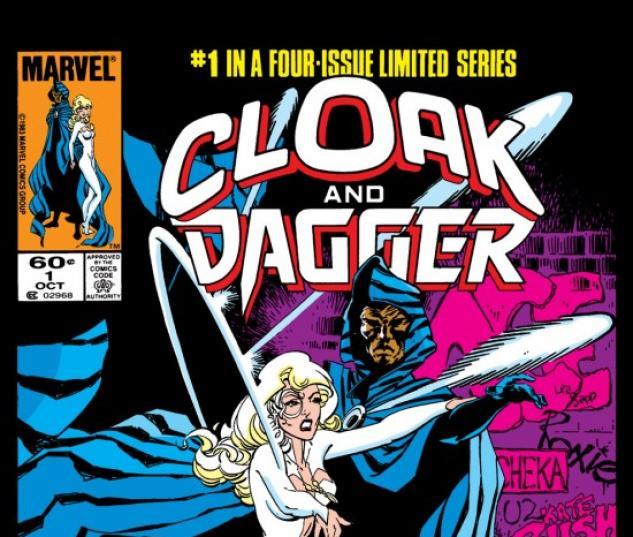 Una audición revela a dos nuevos personajes de la serie 'Cloak & Dagger' (3)
