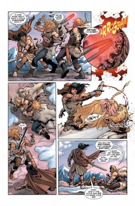 Wonder Woman Conan 3