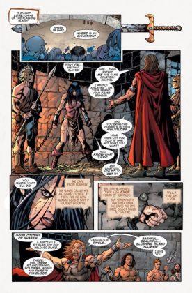 Wonder Woman Conan 6