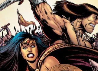 Wonder Woman Conan 8