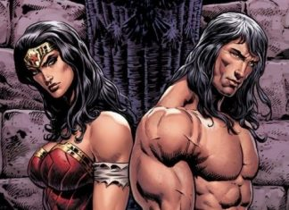 Wonder Woman Conan 9