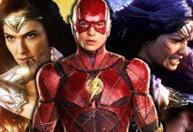 Wonder Woman podría aparecer en la película en solitario de Flash (3)