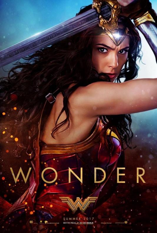 Wonder Woman podría aparecer en la película en solitario de Flash (4)