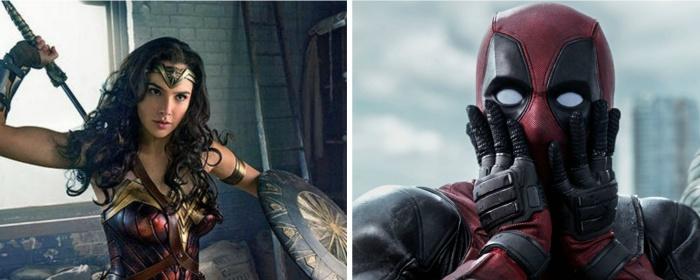 'Wonder Woman' supera en recaudación mundial a 'Deadpool' (1)