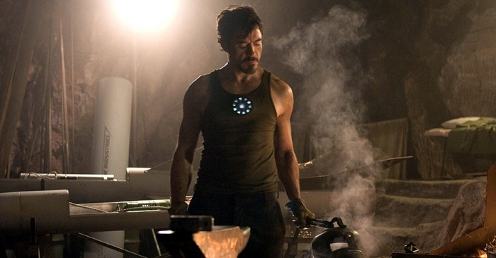 avengers 4 reactor arc iron man