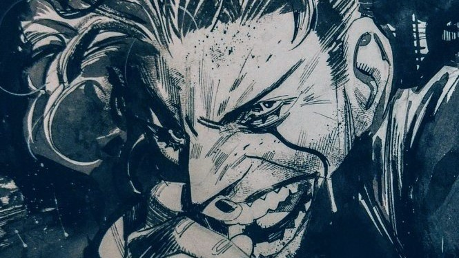 batman white knight Joker