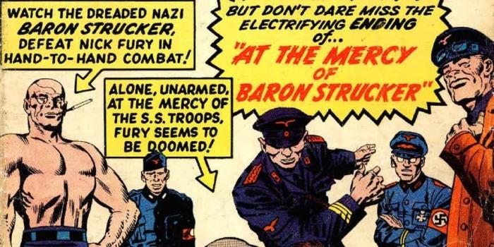 kirby baron strucker