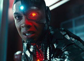 liga de la justicia - cyborg - ray fisher