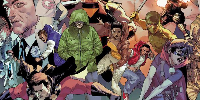 Netflix adquiere la editorial independiente de cómics Millarworld 3