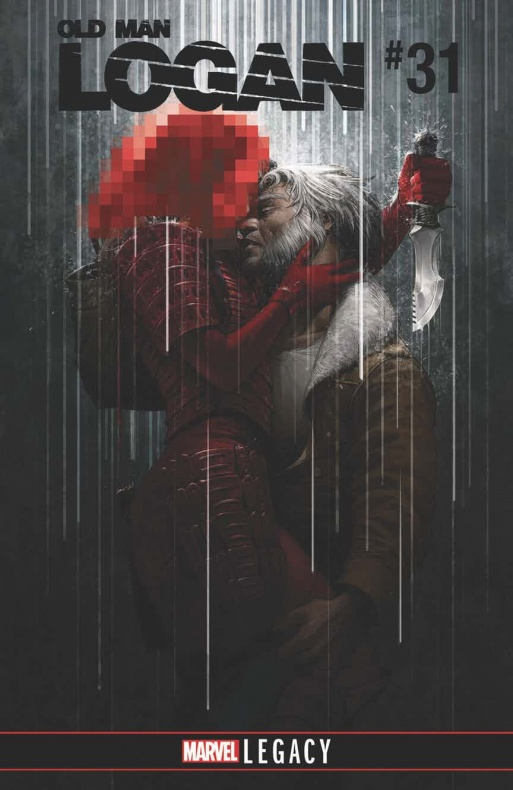 old man logan legacy cover