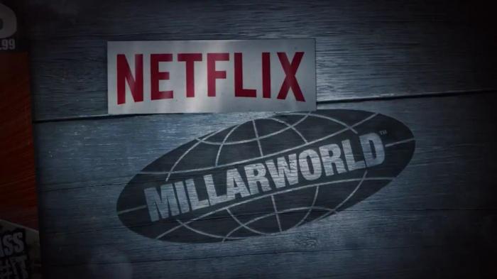 Netflix - Millarworld