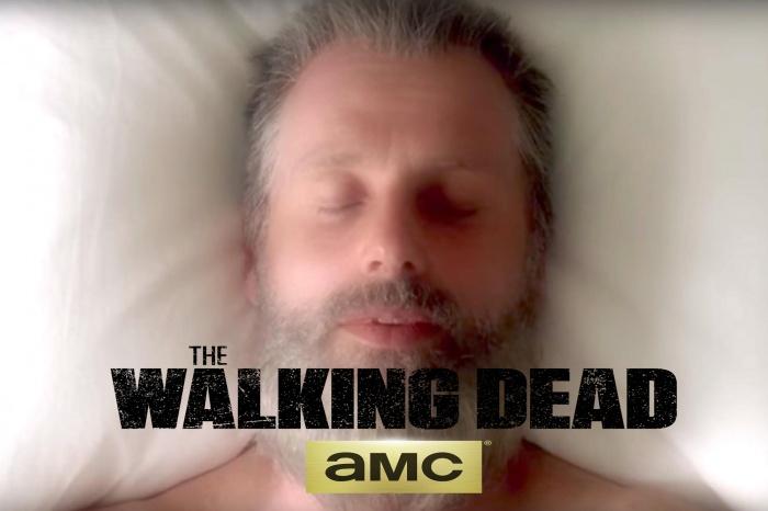 'The Walking Dead' explicará la enigmática imagen de Rick