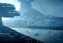 Filtrado un vídeo con las batallas espaciales de 'Star Wars: Battlefront II'