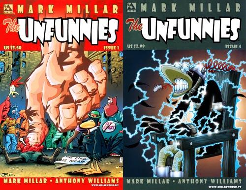 the unfunnies - Millarworld