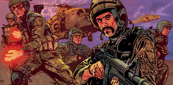 war heroes - Millarworld