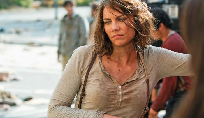 Qué ocurrirá con el embarazo de Maggie en la 8ª temporada de The Walking Dead 1