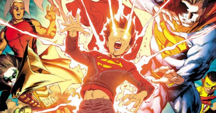 Anunciado un crossover entre Superman los Jóvenes Titanes y los Super Sons 2