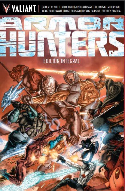Armor Hunters Medusa