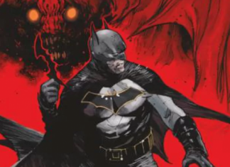 Batman Lost 1