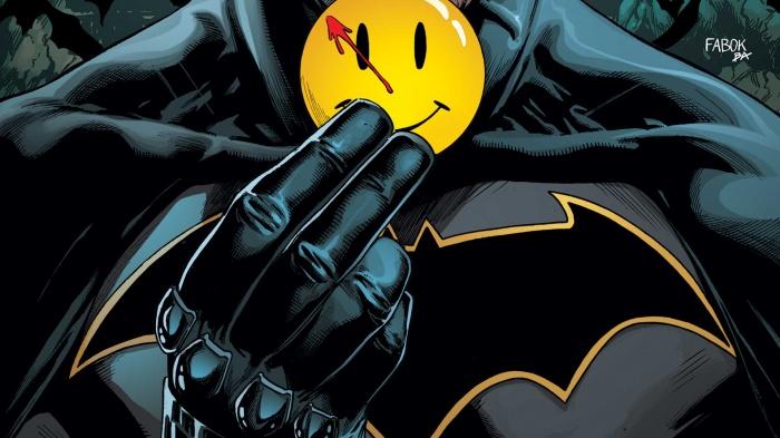 Batman Renacimiento Chapa