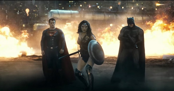 Batman Superman Y Wonder Woman